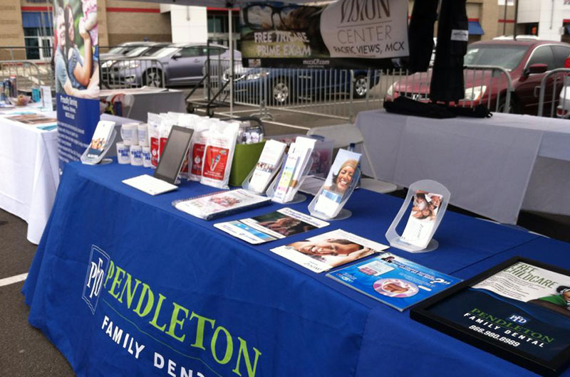 Pendleton Family Dental Events